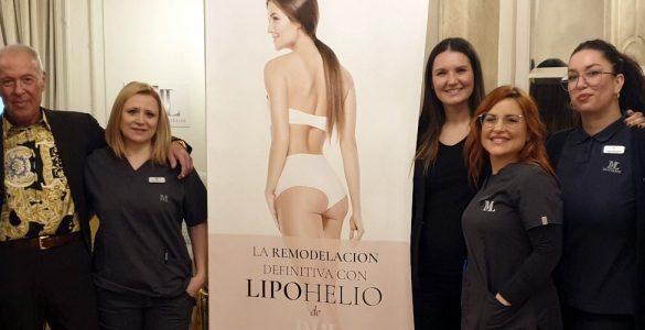 Presentación de Lipohelio en IML