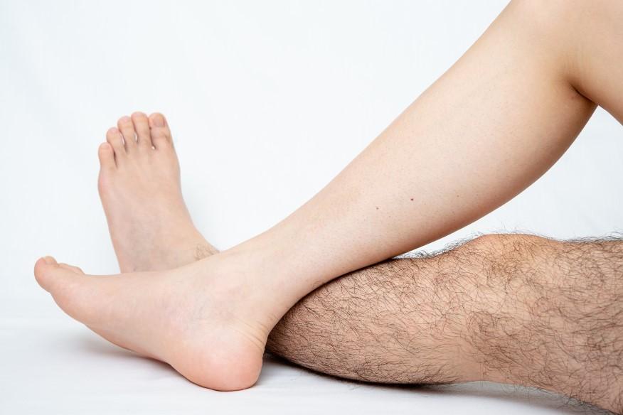 depilacion piernas hombre