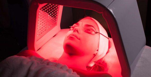 aplicacion tratamiento fotodinamico