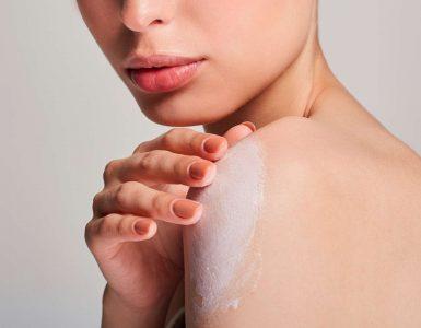 manchas blancas en piel