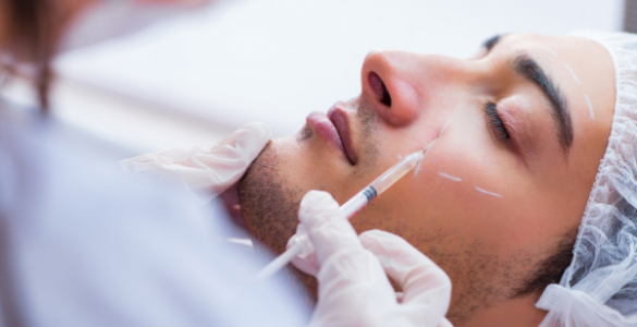 rejuvenecimiento facial hombres