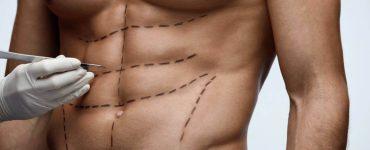 abdominales de hombre