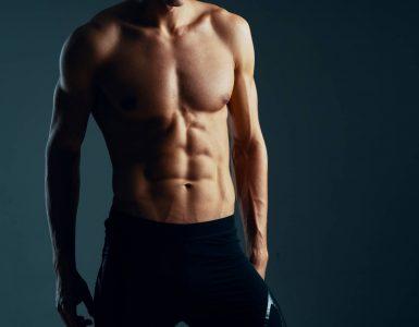 marcacion abdominal en hombres