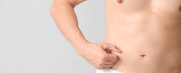 abdomen de hombre